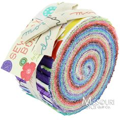 Sewing Box Jelly Roll from Missouri Star Quilt Co