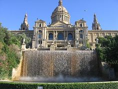 Montjuic (Barcelona) - Wikipedia, la enciclopedia libre
