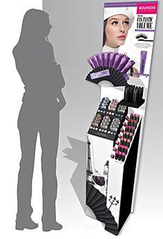 PLV Pos Display, Store Displays, Display Design, Store Design, Cosmetics Display Stand, Cosmetic Display, Promotional Stands, Pos Design, Oil Barrel