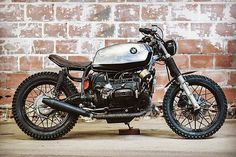 OVERBOLD MOTOR CO. — @moto_adonis calls this beasty BMW R65 a...