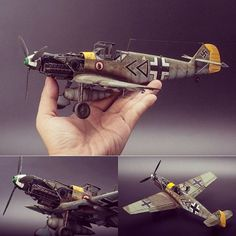 "1,330 Likes, 1 Comments - Usina dos Kits (@usinadoskits) on Instagram: ""Beautiful!!! Messerschmitt BF 109E 1/32 Trumpeter. Modeler Iao Kit #scalemodel #plastimodelismo…"""