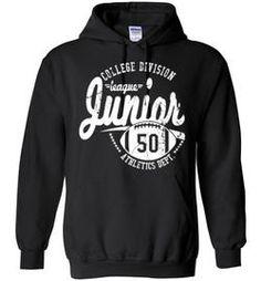 Junior football team hoodies printed kids boys teens team kit