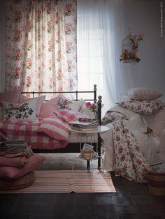 Textilromantik med EMMIE