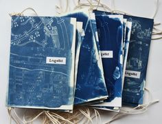 Legend (Cyanotype book re-edition)