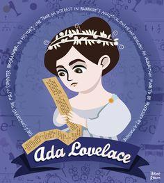Ada Lovelace portrait