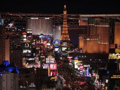 <p>While Las Vegas is one of the most popular tourist spots in America, it's only one part of Las Ve... - Tristan Savatier/Getty