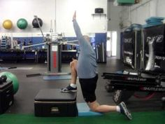 This is the best self -stretch we have found for the hip flexors. The key is to position the body so that the hip is internally rotated to get maximum stretc...