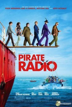 Pirate Radio: in my Top 5 for sure!  ROCK AND ROLL!!!
