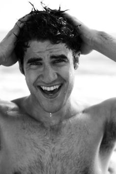 Definitely looking like a creeper what with the two  shirtless Darren Criss repins today.  I promise I like him just as much covered up.  And that I will have more people on this board eventually.
