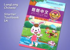 """Langlang Chinese 1A is a textbook for beginning learner. In this textbook, it includes colorful pictures and a few simple characters that are relate to """"family members"""".In addition, it companies with CD, therefore it would help students remember pronunciations"""