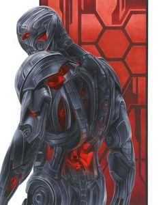 Age of Ultron: Captain America by smlshin on DeviantArt Ultron Marvel, Age Of Ultron, Marvel Vs, Avengers 2015, Avengers Age, Cartoon Maker, Superhero Villains, Marvel Wallpaper, Comic Book Covers