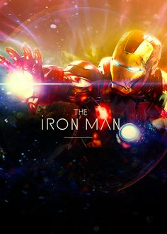 The iron man - The Avengers