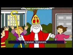Liedjes: Sinterklaasliedjes van vroeger - Jongens, heb je 't al vernomen? Sinterklaas is aangekomen