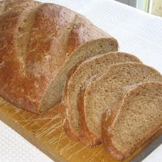 10 Eastern European Hearty Rye Bread Recipes 12 Surprisingly Different Eastern European Recipes for Rye Bread: Russian Sourdough Rye Bread Recip Polish Rye Bread Recipe, Dark Rye Bread Recipe, Rye Bread Recipes, Bread Machine Recipes, Polish Recipes, Sourdough Recipes, Polish Food, Polish Nails, Gourmet