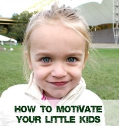 How to Motivate your Little Kids | My Life and Kids