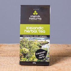 The Icelandic Herbal Tea - Northern Lights - Strong Winter Tea