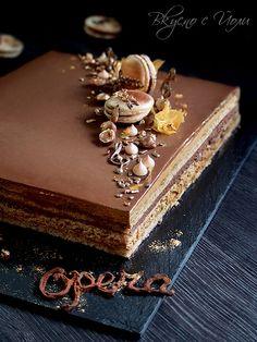 Square Birthday Cake, Fruit Birthday Cake, Birthday Cake For Him, Square Cake Design, Square Cakes, Creative Cake Decorating, Cake Decorating Techniques, Chocolate Cake Designs, Alcohol Cake