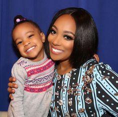 Monica and daughter Laiyah