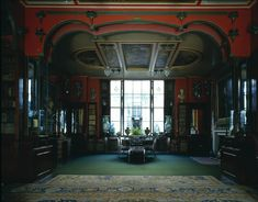 Sir John Sloan Museum, London.  Architectural Digest article where Architect Kevin Lichten explains his fascination with the space.