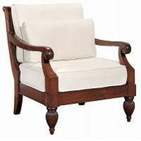 Richard Frinier designs the coolest outdoor furniture for Century Furniture Furniture Outlet, Cheap Furniture, Discount Furniture, Online Furniture, Outdoor Furniture, Wooden Furniture, Patio Lounge Chairs, Dining Arm Chair, Colonial Chair