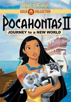 Disney Princess Pocahontas II: Journey to a New World