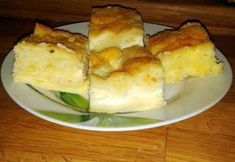 Startlap - www. Delicious Desserts, Dessert Recipes, Yummy Food, Food Gallery, Sweet Cookies, Hungarian Recipes, Cheesecake Desserts, Winter Food, Relleno