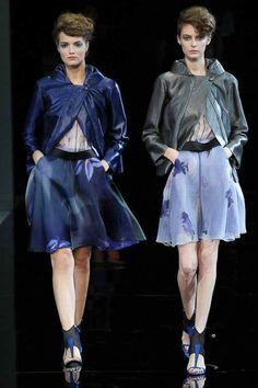 Giorgio Armani | Milan Fashion Week Spring/Summer 2014