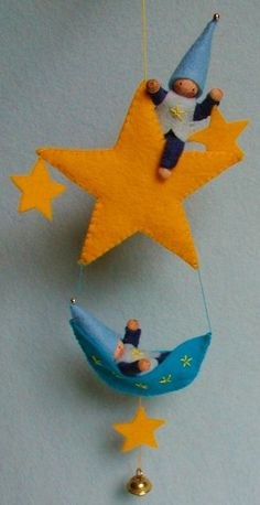 Atelier Pippi Lotta :: Treasury Pages of cute little ornaments like this