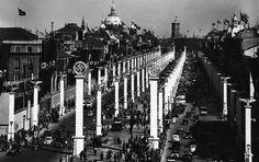 Berlin 1938 Unter den Linden