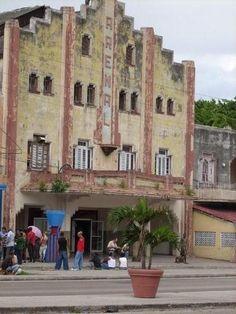 Arenal movie. Havana. Cuba