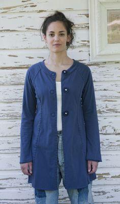 Alabama Denim Mama's Coat
