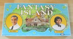 Fantasy Island Board Game Vintage 1978 - 99% Complete | Toys & Hobbies, Games, Board & Traditional Games | eBay!