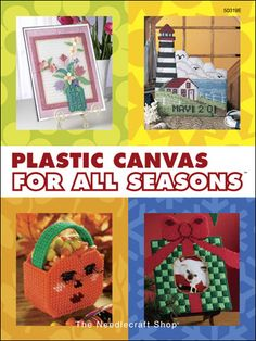 Plastic Canvas for All Seasons - Plastic Canvas