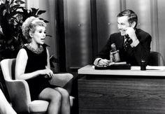 Joan Rivers & Johnny Carson
