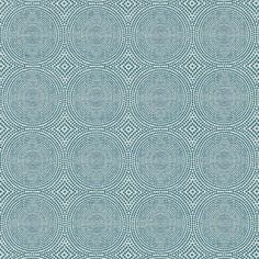 Fabric for Telephone Table 1 Scion Kateri Teal