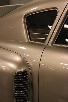 Tucker sedan, 1948 | Flickr - Photo Sharing! forfeited in a drug arrest...