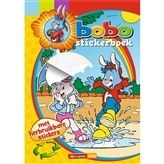 Sinterklaascadeau Bobo Stickerboek