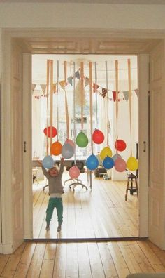 Ideas con globos- Kireei