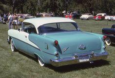 1955 Oldsmobile 88 Holiday 2 door hardtop