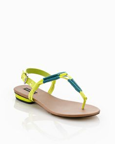 Hejsa Fluorescent Sandal