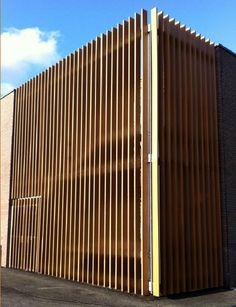 timber louvres - Google Search