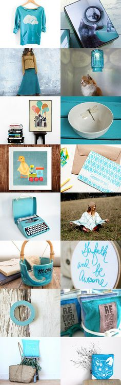 Remember to be just you by Camilla Agathe Lande Jensen on Etsy--Pinned with TreasuryPin.com