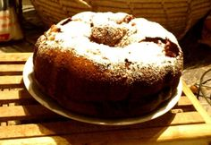 Kuglóf egyszerűen Holiday Dinner, Menu, Cake, Spring Summer, Food, Menu Board Design, Food Cakes, Eten, Cakes