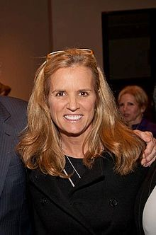 Mary Kerry Kennedy (born September 8, 1959) is an American human rights activist and writer. She is the seventh of the eleven children of Robert F. Kennedy and Ethel Skakel Kennedy. She was known as Kerry Kennedy Cuomo from 1991 until 2003.