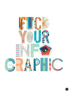 #inphography #type #lettering