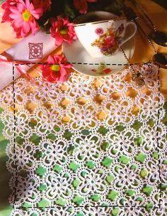 Doilies Irish Crochet, Diy Crochet, Crochet Doilies, Crochet Tablecloth Pattern, Crochet Patterns, Craft Activities, Handmade Crafts, Crochet Projects, Needlework