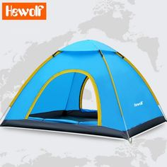 Hewolf Automatic Tent with Anti-UV Sun Block Function-23.80 | GearBest.com