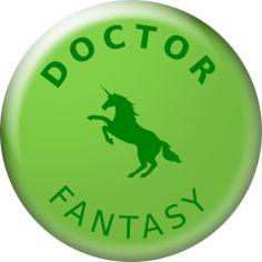 Fantasy, Doctor, Badge, TV, TV Academy Badges, Religion, Tv Academy, Fantasy, Music, Musica, Musik, Badge, Muziek