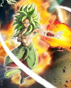 Zuccina: Daughter of the Legend by on DeviantArt Dragon Ball Gt, Disney Marvel, Caulifla Hot, Dragonball Anime, Pokemon Lugia, Dbz Characters, Fan Art, The Villain, Anime Art