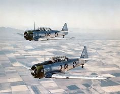 AT-6C Texans in flight 1943 - Arizona during World War II - Wikipedia, the free encyclopedia